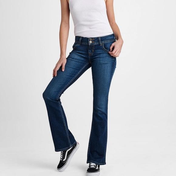 Hudson Jeans Denim - Hudson Signature Petite Bootcut Jeans